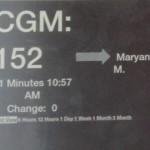 Внешний е-инк экран для мониторинга i108